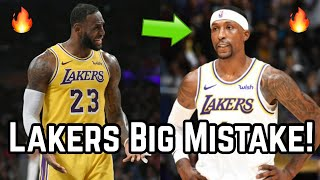 Download Meet the Los Angeles Lakers Biggest MISTAKE of the 2019 NBA Offseason! | Overpay Behind LeBron James Video