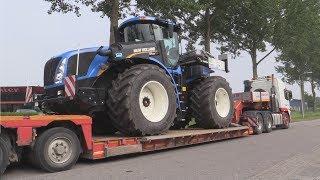 Download LandbouwMechanisatie Zomertour 2018 - Dag 3 - Roadtrip met New Holland T9.565 Video