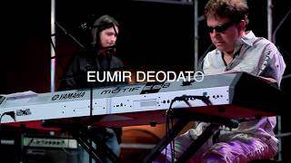 Download Eumir Deodato & Euro Groove Department - Super Strut Live @ Arona, Italy (2011) Video