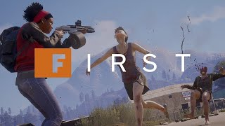 Download 22 Minutes of State of Decay 2 Solo Mission Gameplay [4K] - IGN First Video