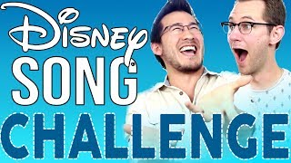 Download DISNEY SONG CHALLENGE | Markiplier Video