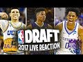 Download 2017 NBA DRAFT LIVE REACTION!! JIMMY BUTLER TRADED! Video