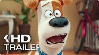 Download The Secret Life of Pets ALL Trailer & Clips (2016) Video