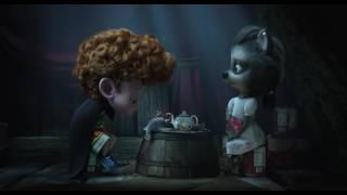 Download Hotel Transylvania 2 - Winnie and Dennis Tea Party Scene - HD 1080p Video