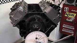 Download HOW TO CRANKSHAFT CAMSHAFT TIMING DEGREE WHEEL INSTRUCTIONS ON DVD Video