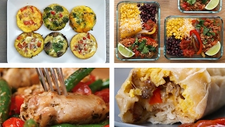 Download 5 Meal-Prep Recipes Video