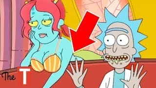 Download 10 Rick and Morty References Only TRUE FANS Noticed Video