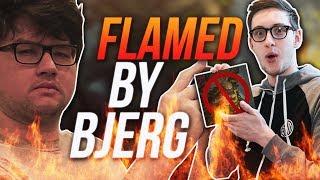 Download DYRUS • FLAMED BY BJERGSEN?? (Taric Top HIDDEN META) Video