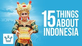 Download 15 Things You Didn't Know About Indonesia Video
