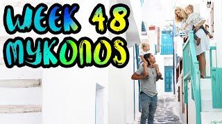 Download Is Mykonos, Greece a Family Friendly Destination? Luxury Retreats!! /// WEEK 48 : Mykonos, Greece Video