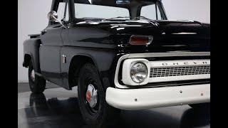 Download 1964 Chevrolet C-10 Stepside - Vintage Motorcars - Sun Prairie, WI Video