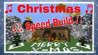 Download Minecraft building Bible Story & Speed Build role play challenge lets-play Video