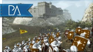 Download ARNOR UNITED: SIEGE OF CARDOLAN OUTPOST - Third Age Total War Reforged Mod Gameplay Video