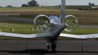 Download EADS E-Fan electric aircraft demonstrator Video