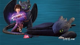 Download Toothless Couch (Dragons: Race to the Edge) - Super-Fan Builds Video
