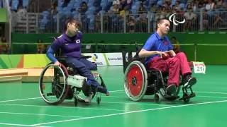 Download Day 9 morning | Boccia highlights | Rio 2016 Paralympic Games Video