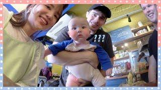 Download 오랜만에 단과 조엘 그리고 단 베이비 아누👶🏻💕(⚠️아누 귀여움 주의🍼) Video