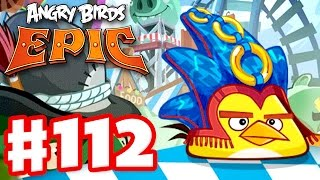 Download Angry Birds Epic - Gameplay Walkthrough Part 112 - Bavarian Funfair! (iOS, Android) Video