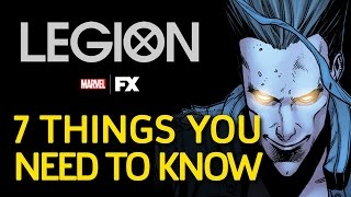Download Marvel's Legion: 7 Things You Need To Know! Video