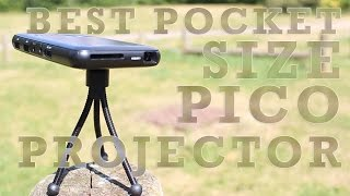 Download Best Mini Portable Projector - APEMAN M9 Pocket Projector - Unboxing and Review (HD) Video