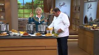 Download Emeril by T-Fal 3.3L Stainless Steel Deep Fryer with Oil Filtration with Mary Beth Roe Video