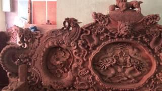 Download Đồ gỗ Thanh Hiếu giới thiệu : Đỉnh Rồng Hương 2m6 liên hệ 0947526380 Video