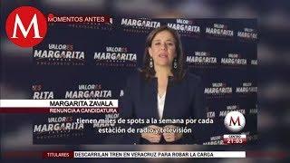 Download Mensaje de Margarita Zavala tras su renuncia a la candidatura Video