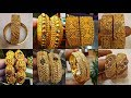 Download Latest Gold Bangle Designs Collection Video