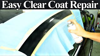 Download How to Repair Damaged Clear Coat - Auto Body Repair Hacks Revealed Video