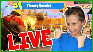 Download Victory Royale Fortnite Live Stream! Video