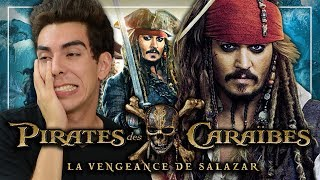 Download Critica / Review: Piratas del Caribe: La Venganza de Salazar Video