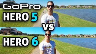 Download GoPro HERO 6 vs HERO 5!! (4K) Video