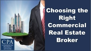Download Choosing the Right Commercial Real Estate Broker Video