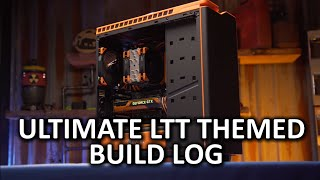 Download The ULTIMATE Linus Tech Tips Themed PC Build Log Video