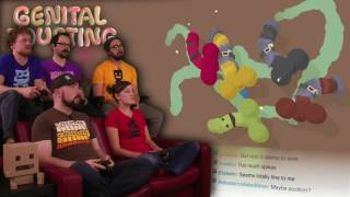 Download Genital Jousting AWESOME! Video