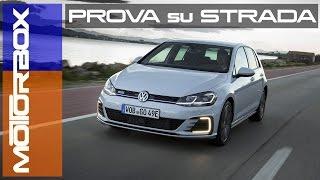 Download Volkswagen e-Golf e Golf GTE (2017): elettrica e ibrida alla tedesca Video