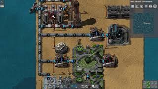 Download Factorio Seablock E02 - Infinite Ore from Water Video