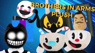 Download Cuphead Brothers In Arms Plush (DAGames) Video