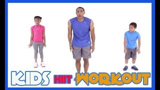Download Kids HIIT Workout 2 Video