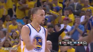 Download Stephen Curry clutch shots & game winners Video