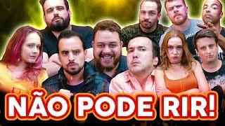 Download NÃO PODE RIR! com Nabote, Gigante Leo, Ruggeri, Xanda, Felipe Mariano, Diogo Luccas e Hugo Veríssimo Video