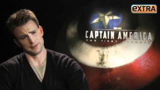 Download Chris Evans Workout for Captain America Video