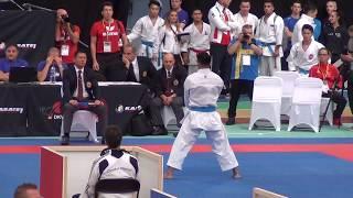 Download Karate1 Leipzig 2017 - Ryo Kiyuna - Chatanyara Kushanku Video