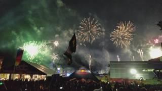 Download Best Angle - Porter Robinson Closing EDC 2017 - Goodbye / Language Live (+FIREWORKS!) Video