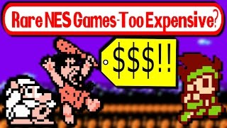 Download Rare NES (Nintendo) Games...are they worth the high prices? Video
