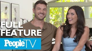 Download 'The Bachelorette's' Becca & Garrett Dish On The Show, Their Engagement & More (FULL) | PeopleTV Video