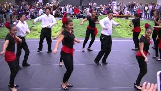 Download Puerto Rican and Dominican Dance - Merengue Video