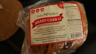 Download Julian Bakery Smart Carb #1 Bread Review Video