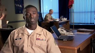 Download Marine Corps Recruiter Discusses Career Options Video