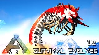Download ARK: SURVIVAL EVOLVED - NEW DEATHWORM KRAKEN & INDOM REX TAMING !!! E12 (MODDED ARK PUGNACIA DINOS) Video